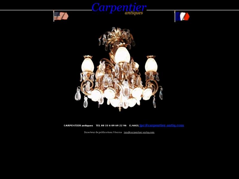Carpentier Antiquités - Saint Ouen
