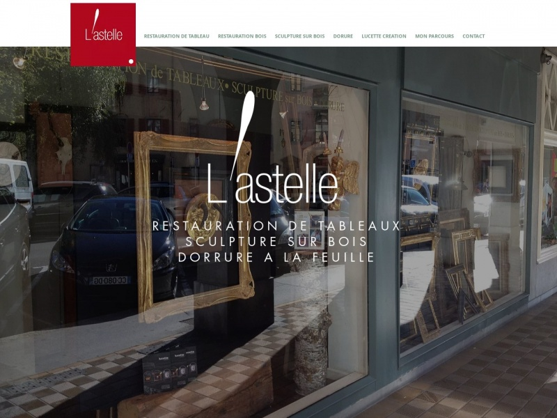 Lucile Hyacinthe-Lafarge - Annecy