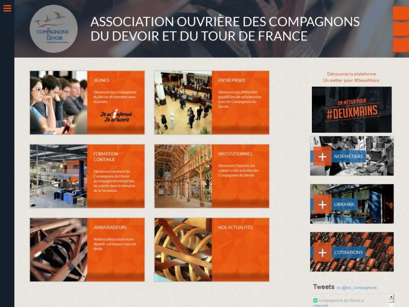 Les Compagnons du Devoir - Paris 4e
