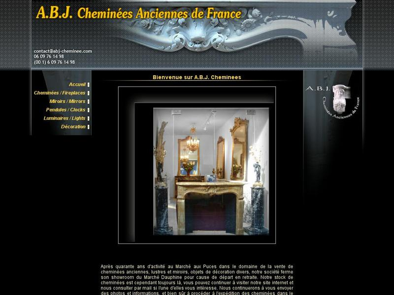 ABJ Cheminées - www.abj-cheminee.com