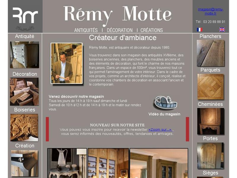 Rémy Motte - Villeneuve d'Ascq