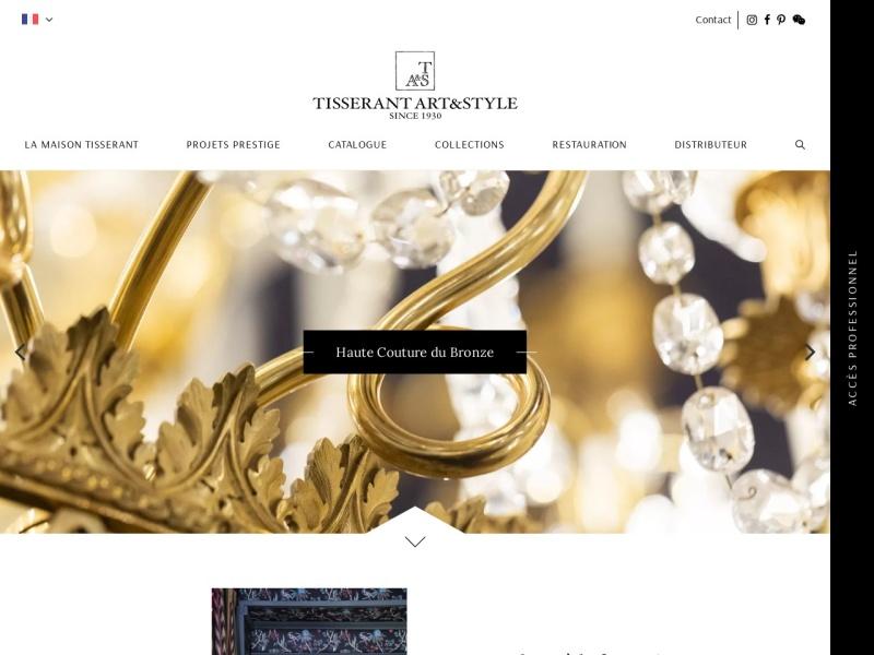 Tisserant Art & Style - Paris 11e