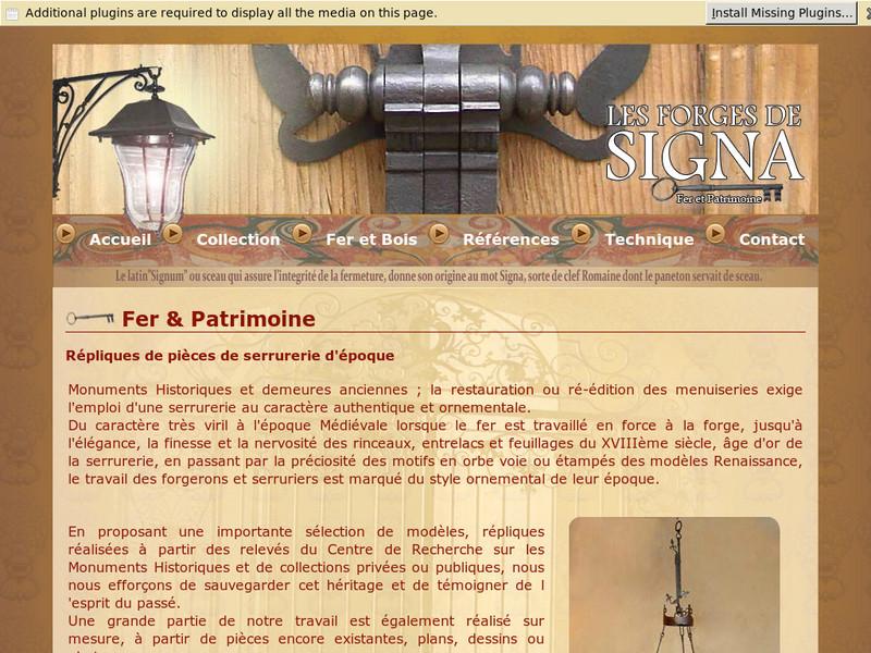 Les Forges de Signa - Montastruc la Conseillère
