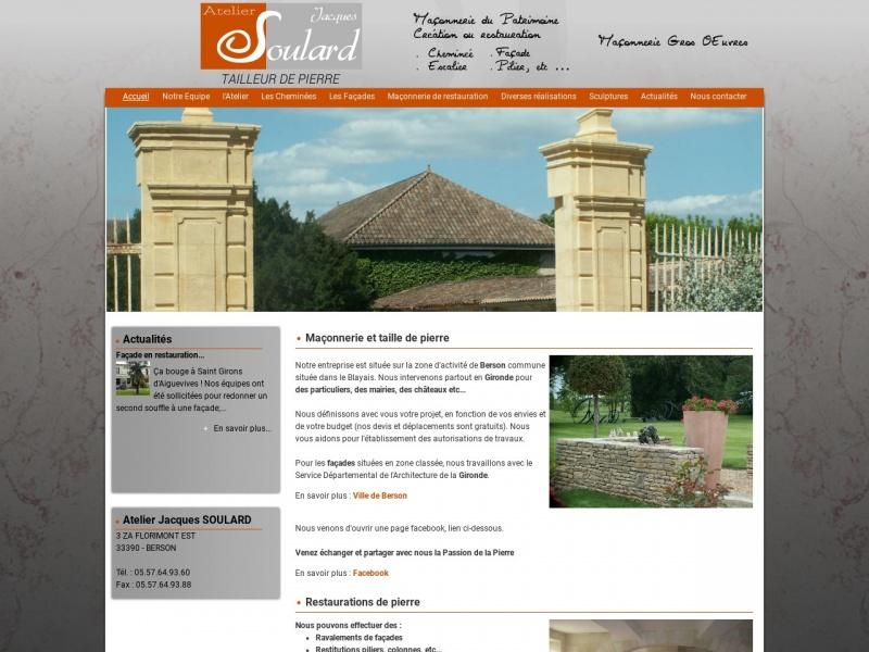 Atelier Jacques Soulard - Berson