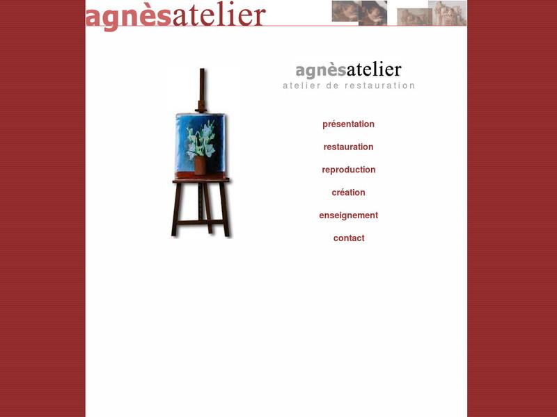 Agnès Atelier - Vienne