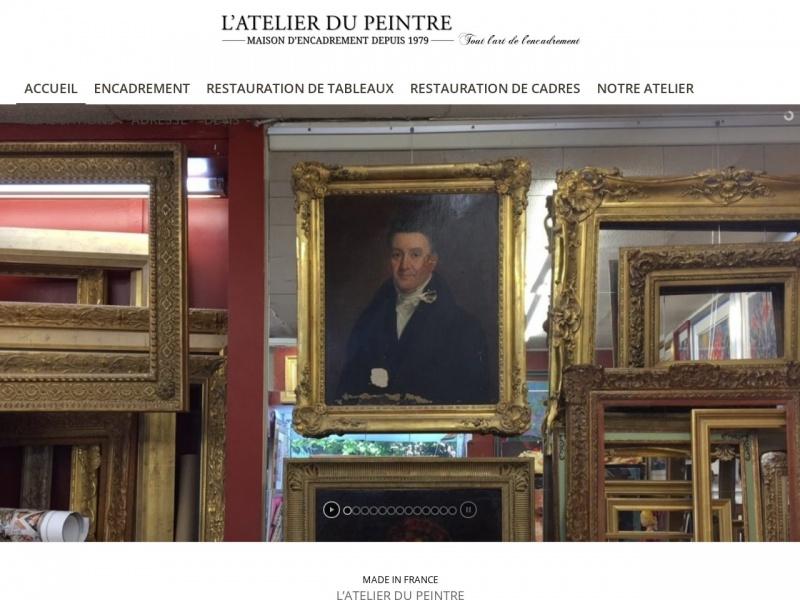 L'Atelier du Peintre - Paris 16e