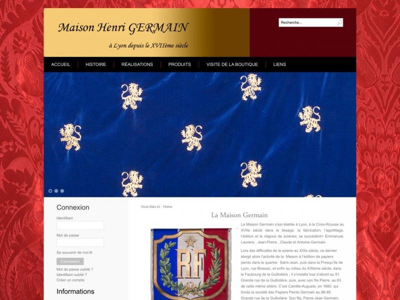 Henri Germain - Lyon 2e