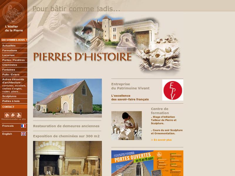 Atelier de la Pierre - Longny les Villages