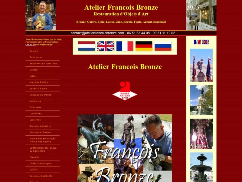 Atelier François Bronze - Courthézon