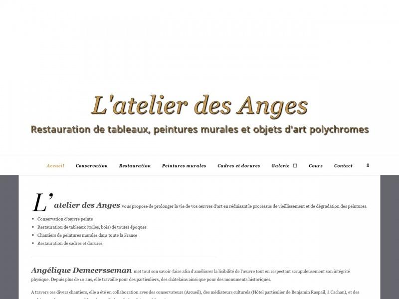 Angélique Demeersseman - Arcueil