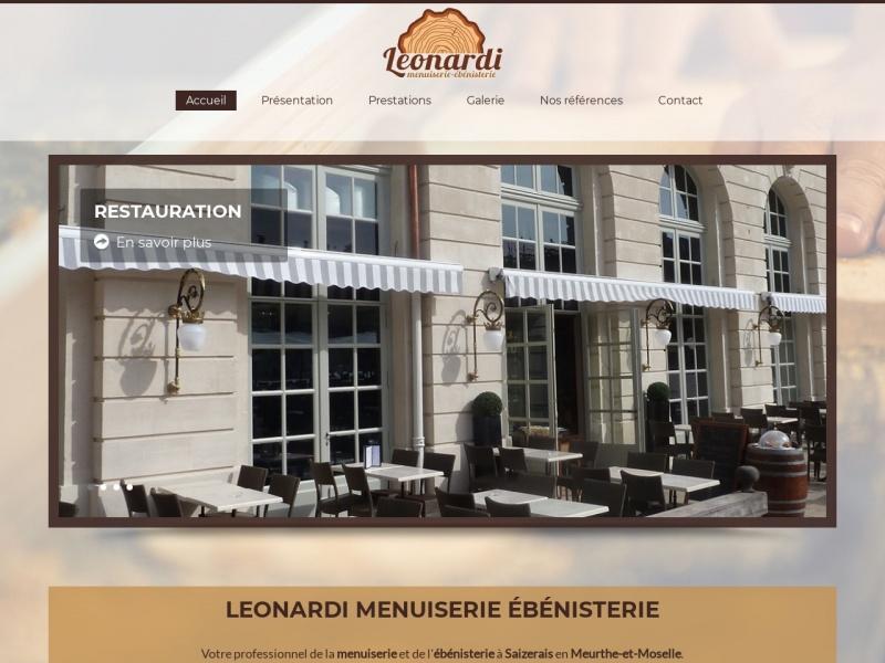 Menuiserie Leonardi - Saizerais
