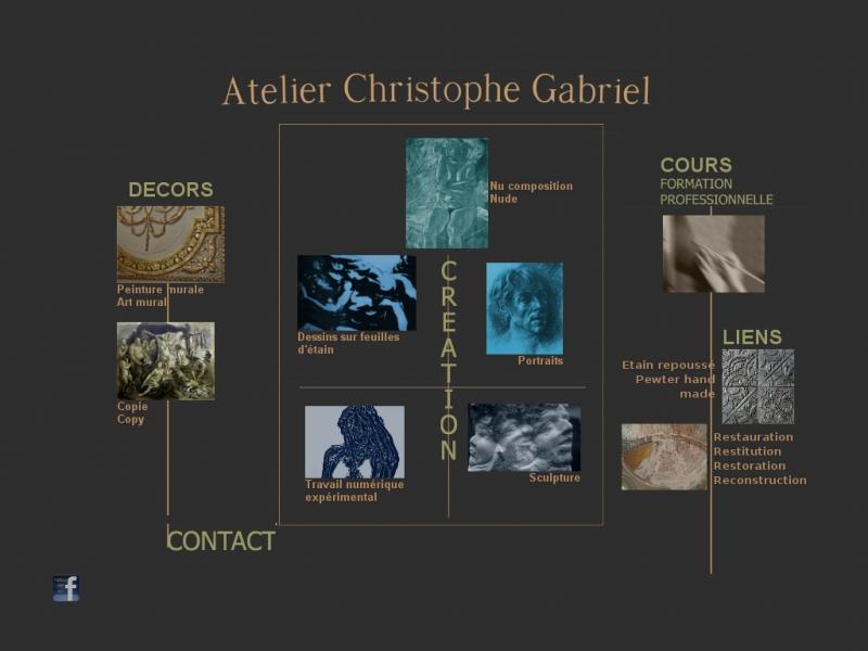 Atelier Christophe Gabriel - Paris 13e