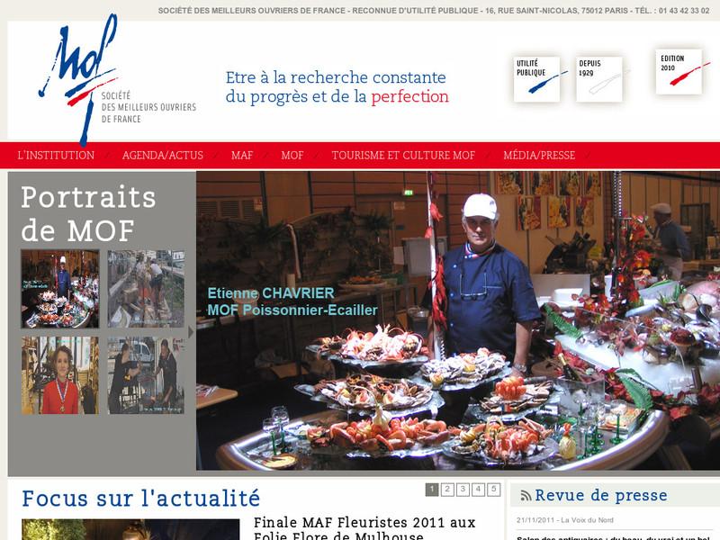 Les Meilleurs Ouvriers de France - Paris 12e