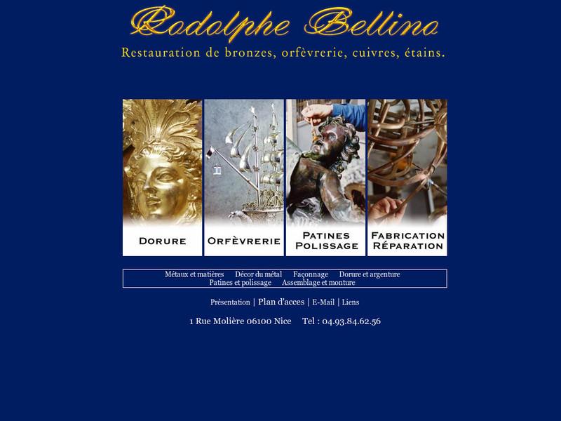 Rodolphe Bellino - Nice