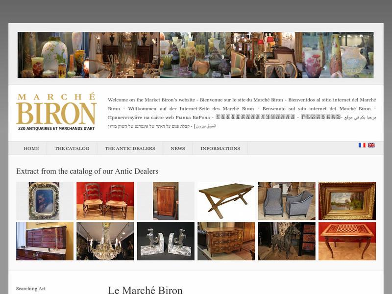 Le Marché Biron - Saint Ouen