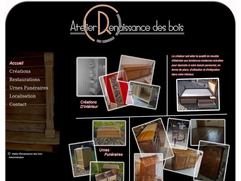 Atelier Renaissance des Bois - Fontaine au Pire