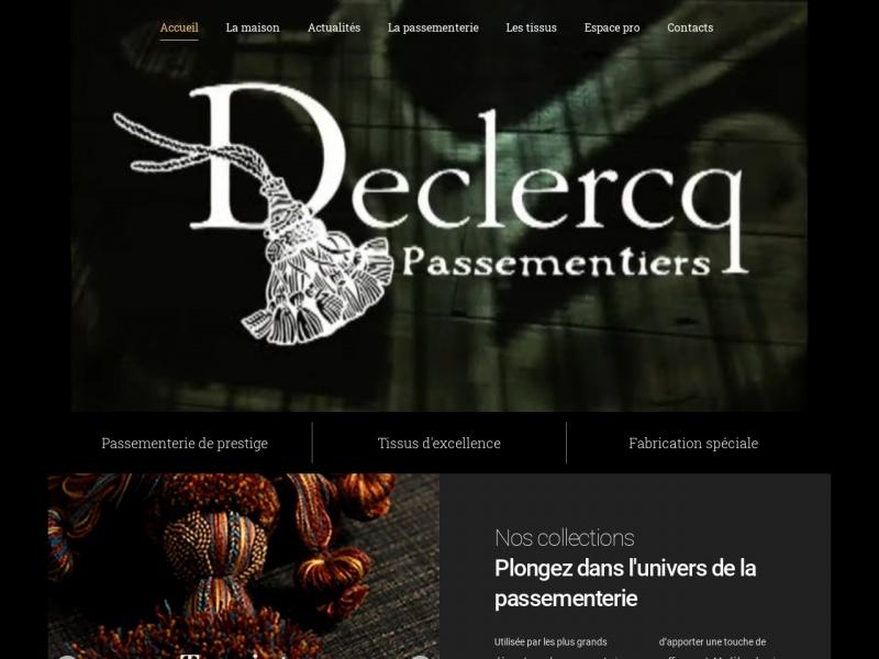 Declercq Passementiers - Paris 1er