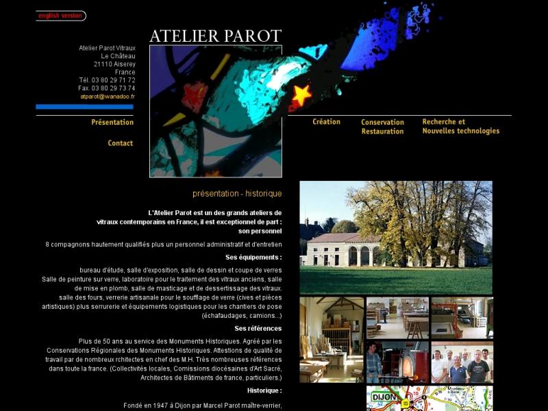 Atelier Parot - Aiserey
