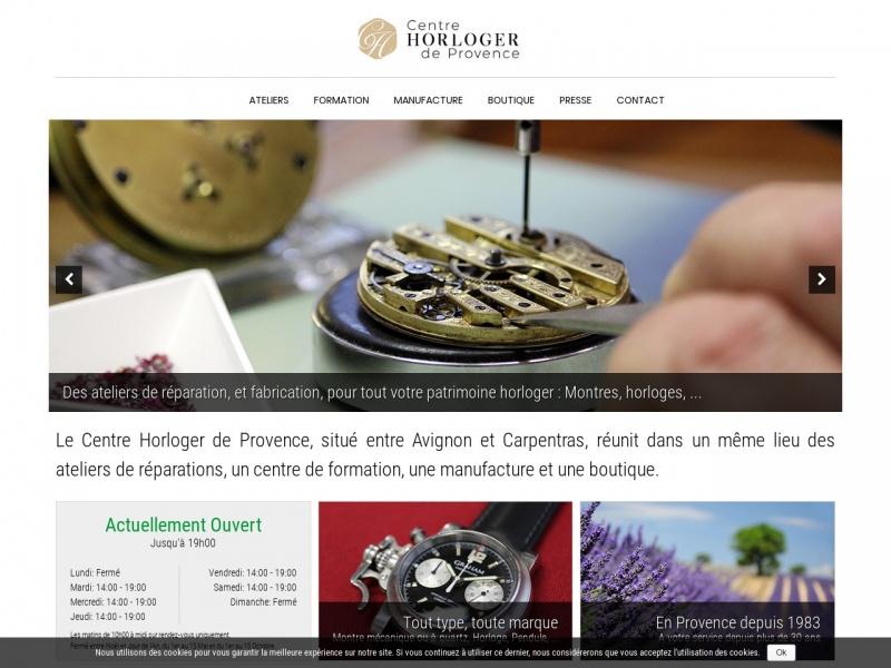 Centre Horloger de Provence - Entraigues sur la Sorgue
