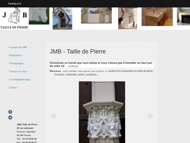 JMB Taille de Pierre - Fresne Léguillon