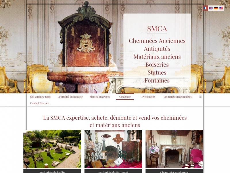 SMCA - Société Mâconnaise de Cheminées Anciennes - Mâcon