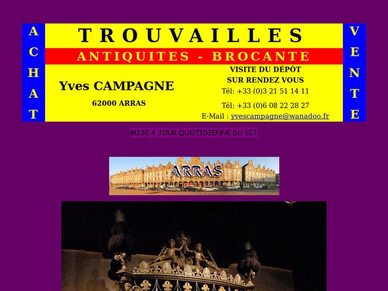 Antiquités Trouvailles - Sainte Catherine