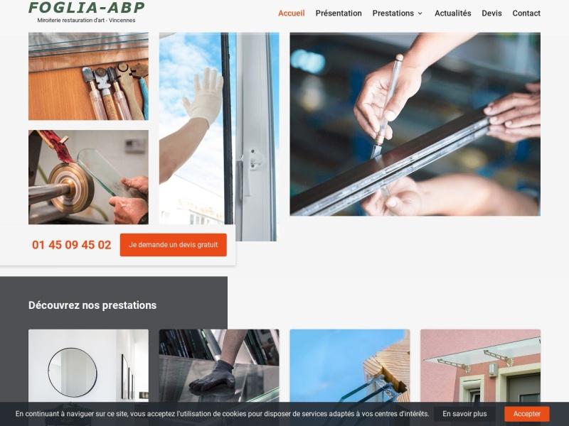 ABP Foglia - Vincennes