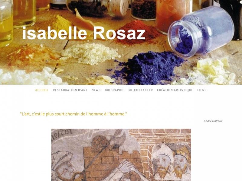 Isabelle Rosaz - Coise Saint Jean