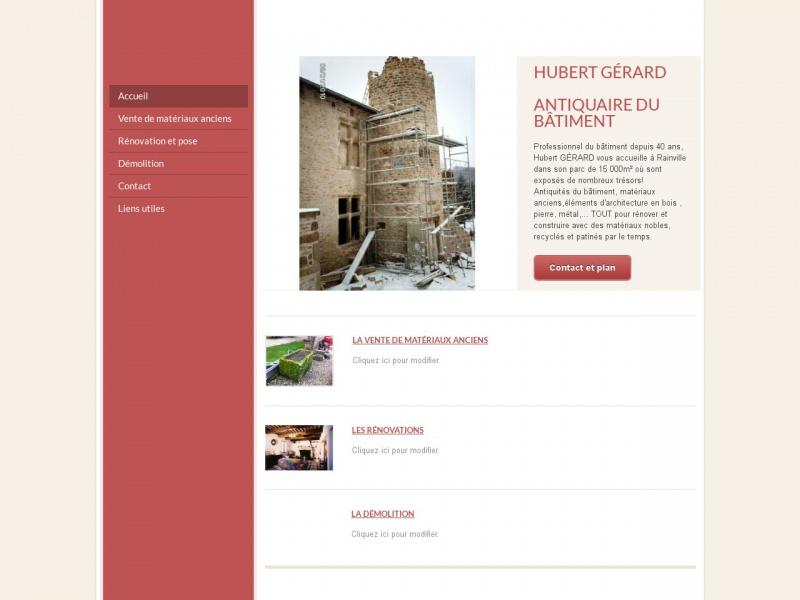 Antic Hubert Gerard - antic-hubert-gerard.weebly.com