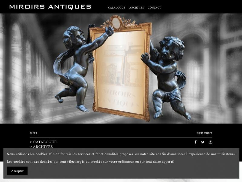 Miroirs Antiques - Saint Ouen
