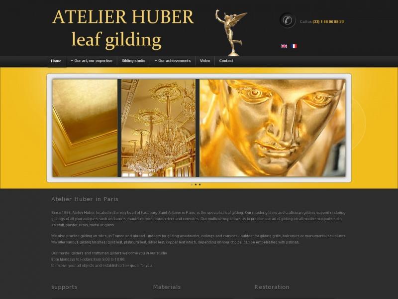Atelier Huber - Paris 11e