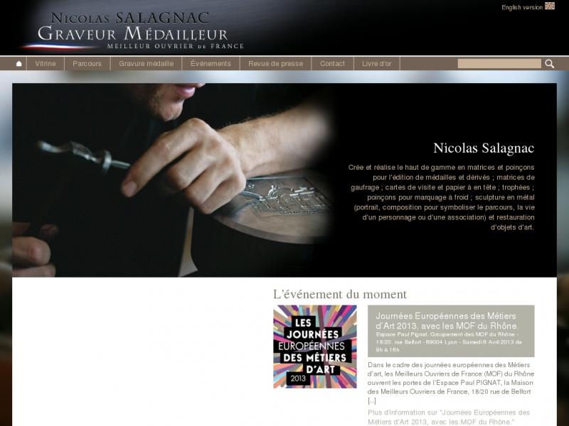 Nicolas Salagnac - Lyon 5e