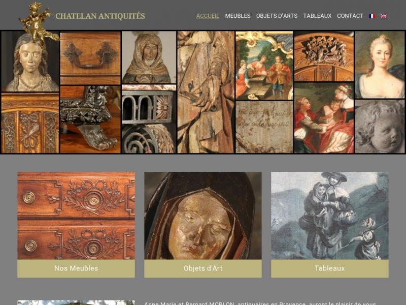 Chatelan Antiquités - Mallemort