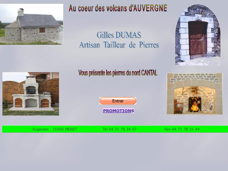 Gilles Dumas - Menet