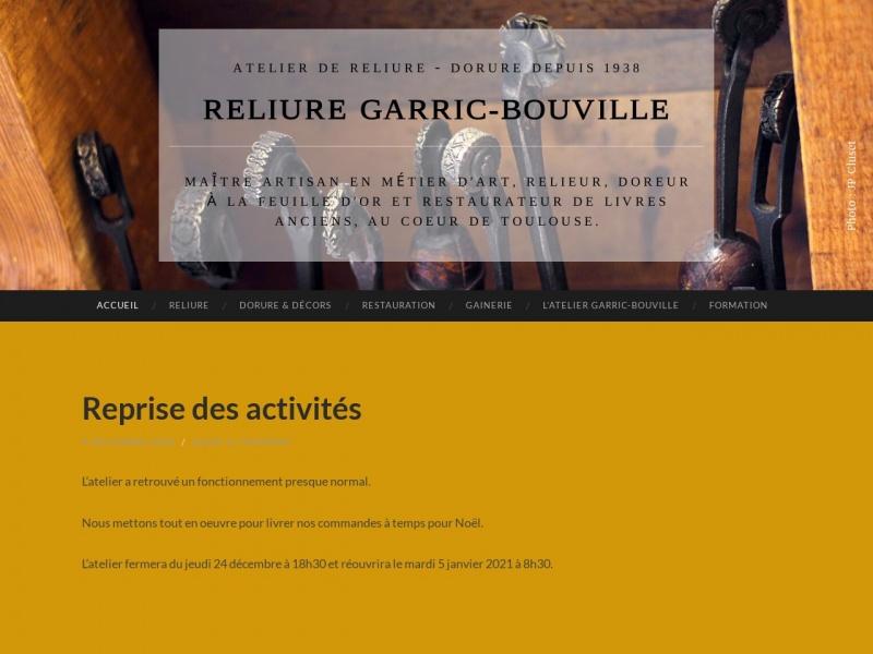 Garric Bouville - Toulouse
