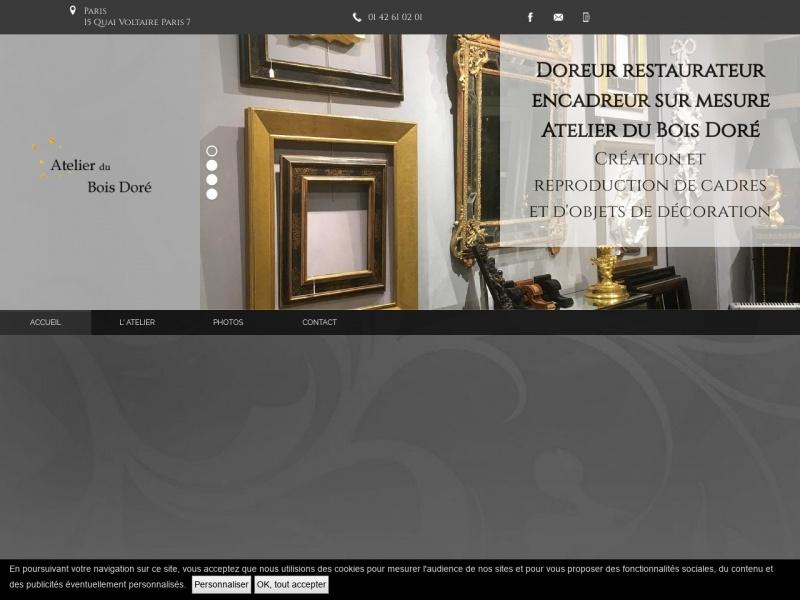 Atelier du Bois Doré - Paris 7e