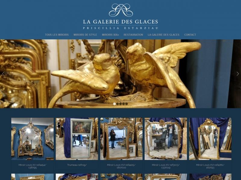 La Galerie Des Glaces - Saint Ouen