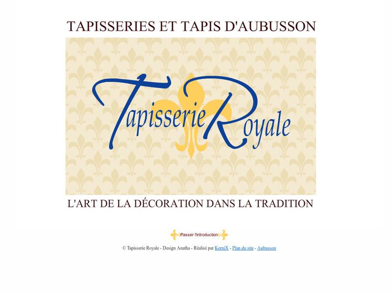 Tapisserie Royale - Chantilly