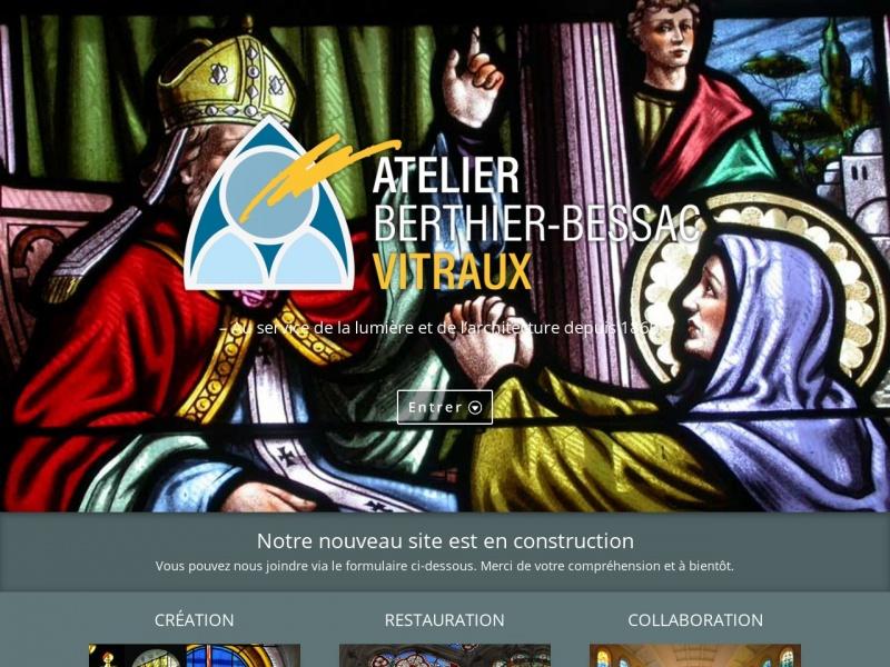 Atelier Berthier-Bessac - Grenoble