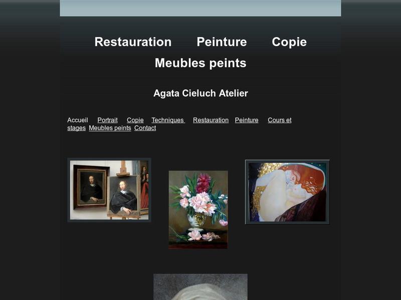 Agata Cieluch Atelier - Massy