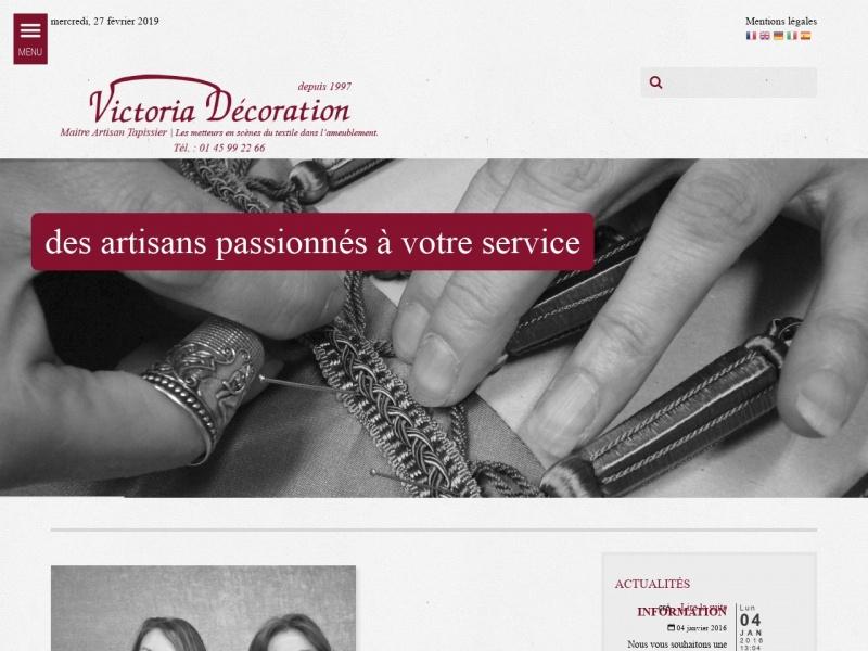 Victoria Décoration - Villecresnes