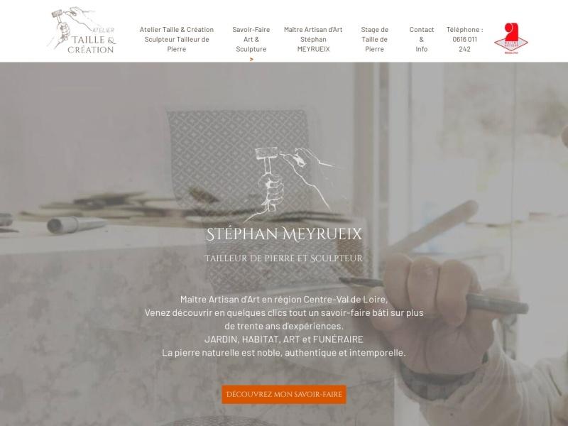 Taille et Création - Stephan Meyrueix - Vignoux sur Barangeon