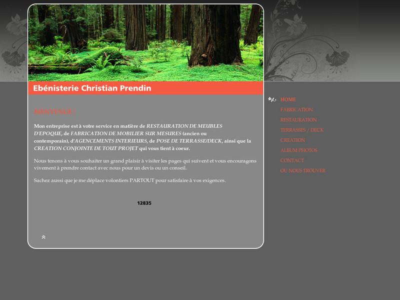 Christian Prendin - Le Noirmont