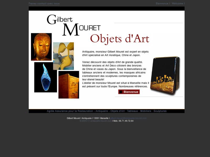Gilbert E. Mouret - Marseille 1er