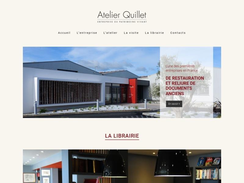 Atelier Quillet - Loix