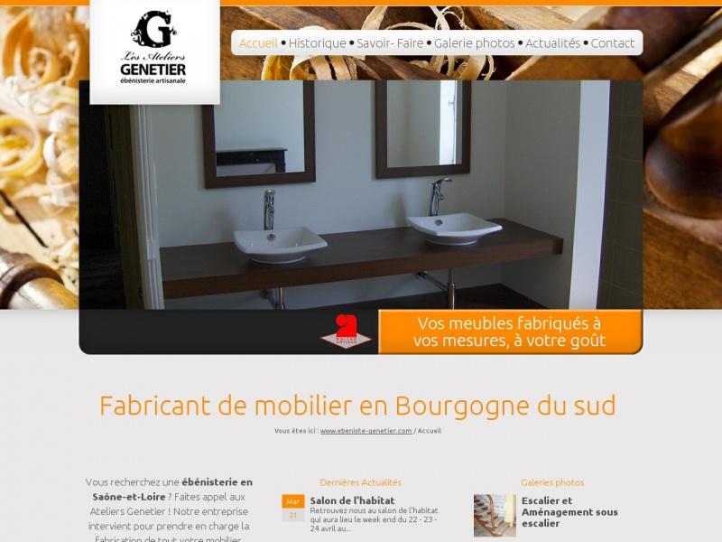 Les Atelier Genetier - Lugny lès Charolles