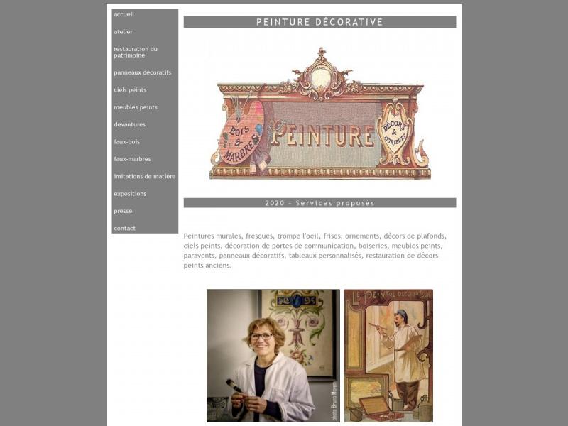 Catherine Angot - Crêts en Belledonne
