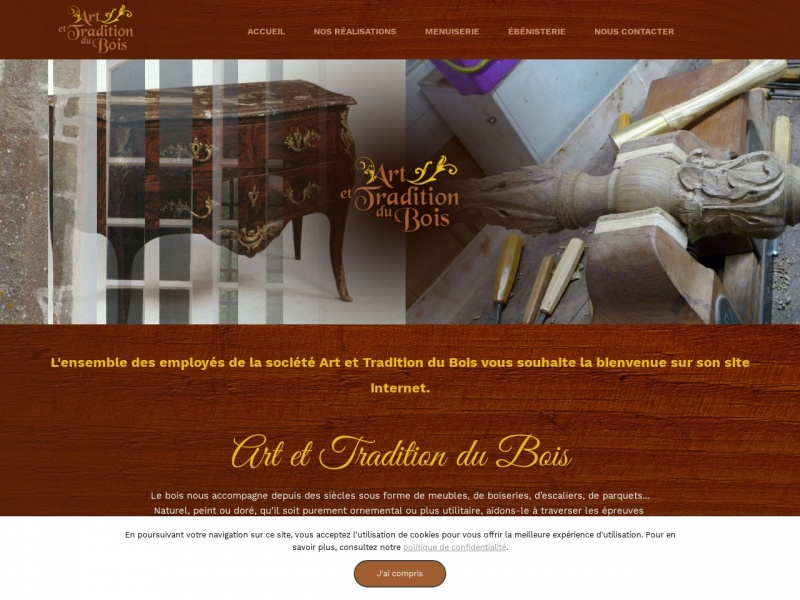 Art et Tradition du Bois - Questembert
