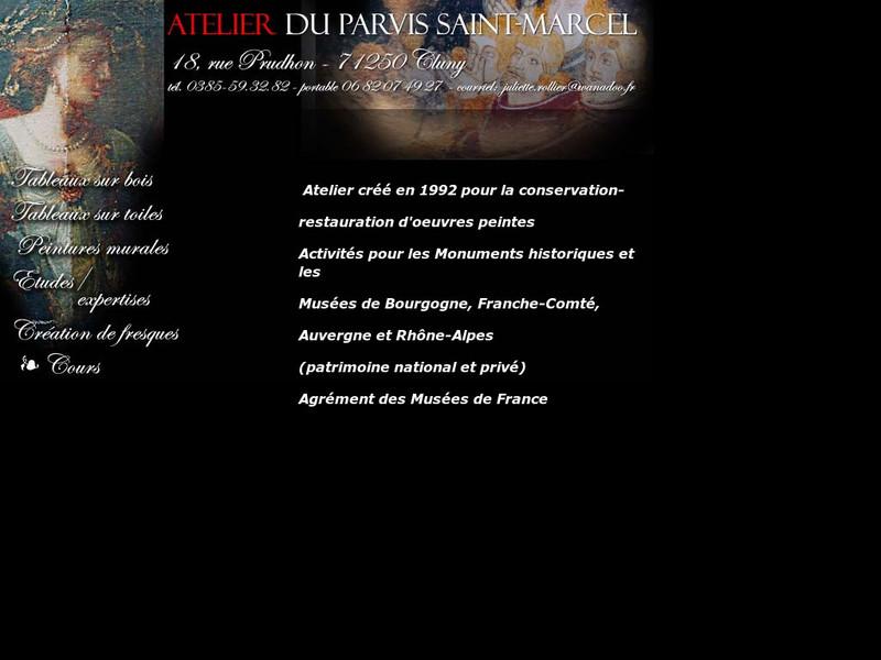 Atelier du Parvis Saint Marcel - Cluny