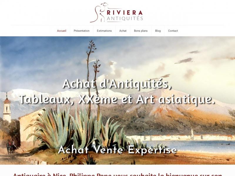 Riviera Antiques - Nice